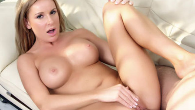 Huge-titted Towheaded Mother I Would Like To Fuck Laura Monroe