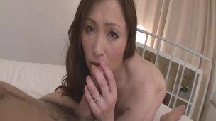 Nasty Cougar Honey Miyama Ranko Rails Pecker On Pov – Extra At Japanesemamas Com