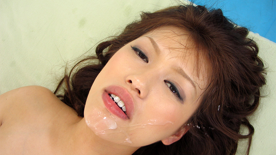 Rika Nagasawa Will Get Spunk On Hatch And In Hair