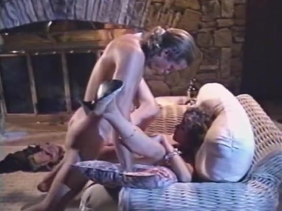 Carrie Bittner, Summer Time Knight, Stacey Nichols In Antique Porno Gig